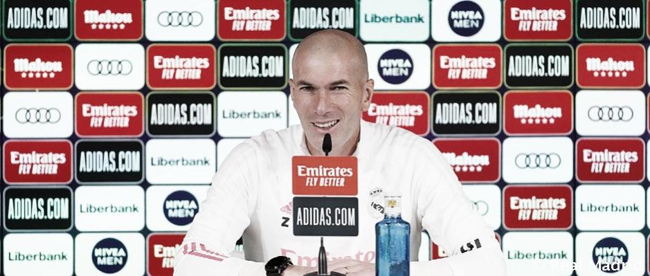 Zidane se despide del madridismo mediante una carta abierta