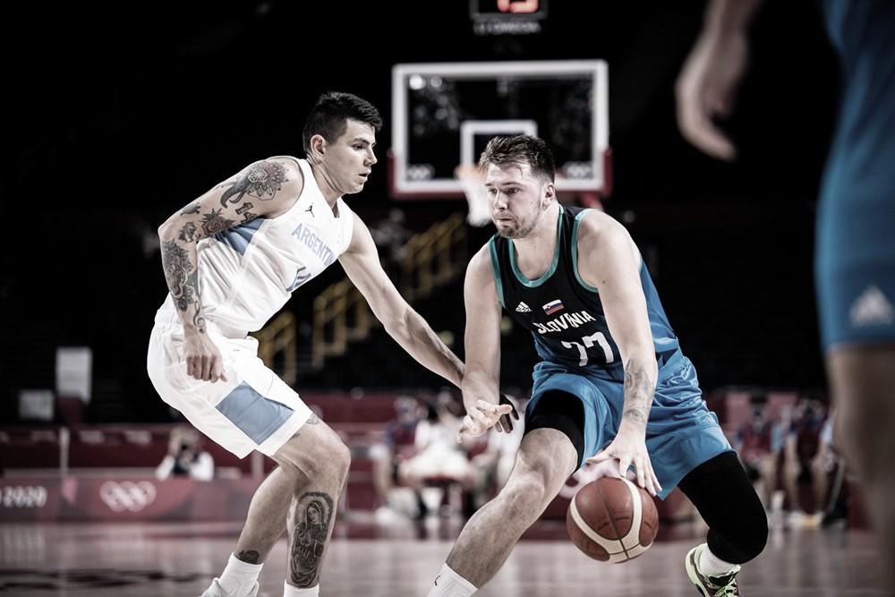 Highlights: Slovenia vs Japan in Men's Basketball Olympic Games (116-81)