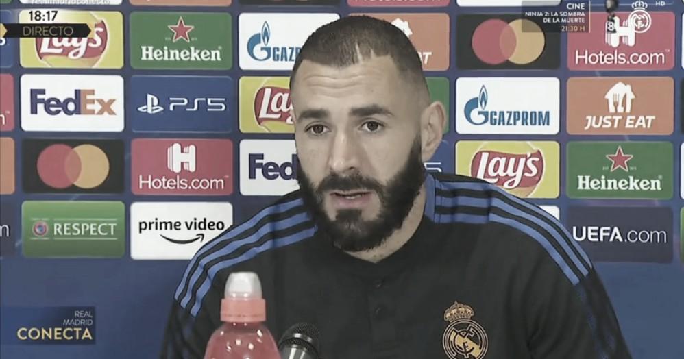 """Karim Benzema: """"Merezco estar a este nivel, el Balón de Oro lo quieren todos"""""""