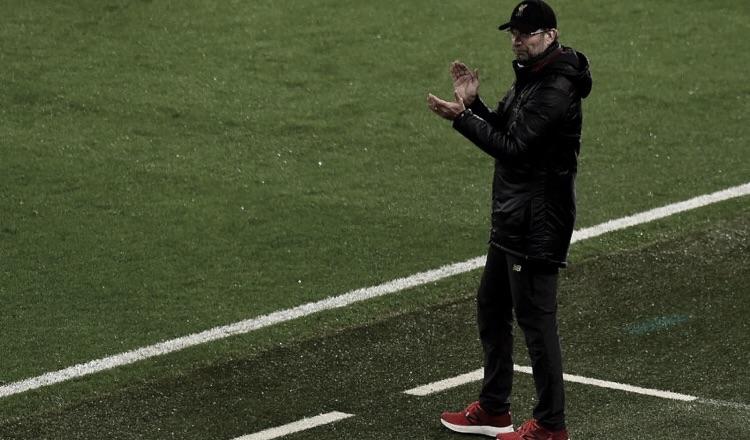 Klopp destaca que Liverpool precisa de mais coragem para conseguir vencer o Bayern