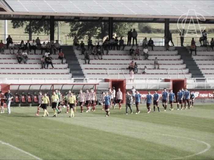 Previa Club Deportivo Izarra - Bilbao Athletic: duelo de sensaciones en Estella