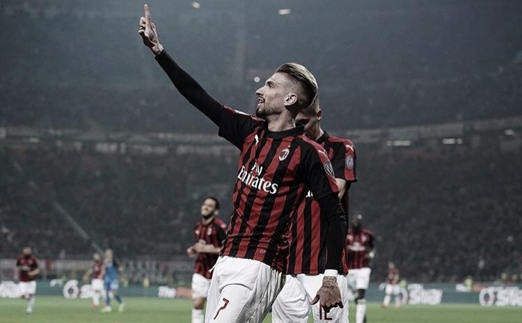 Milan derrota Empoli e se mantém entre os quatro primeiros do Campeonato Italiano