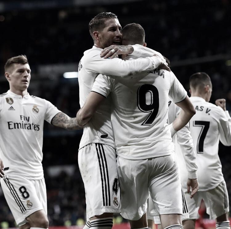 Com goleada, Real Madrid abre vantagem contra Girona na Copa do Rei