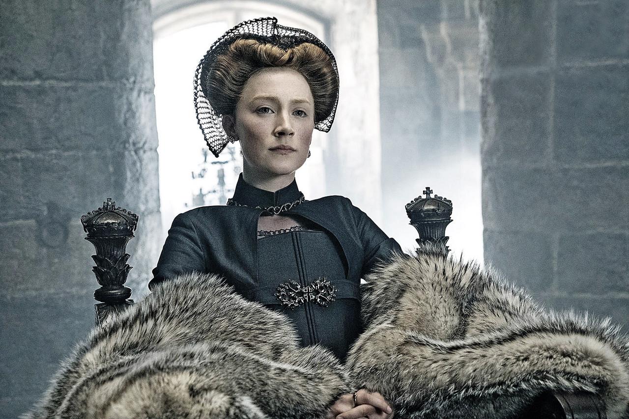 Crítica de 'María, reina de Escocia'