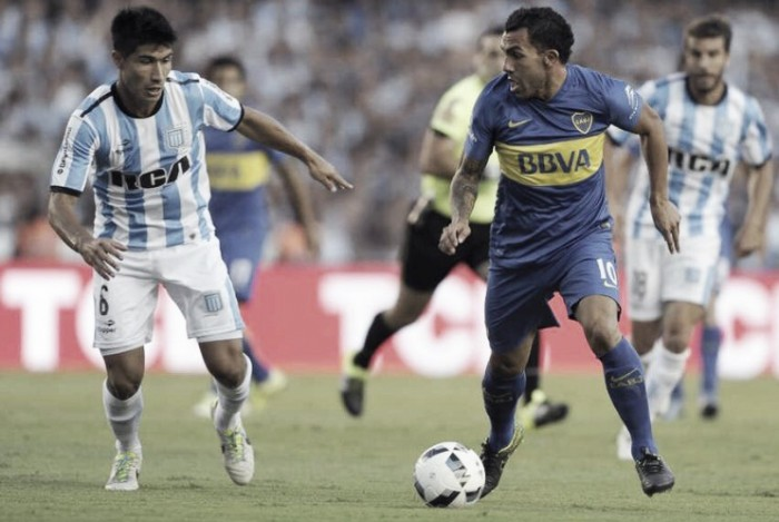 Boca - Racing: el historial ante los de Avellaneda