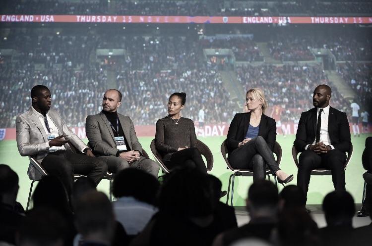 """""""O poder da diversidade"""" é tema de discussão na Equal Game da Uefa"""