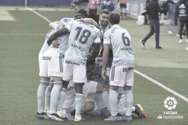 SD Huesca 3- 4 RC Celta: definición de fútbol y valentía