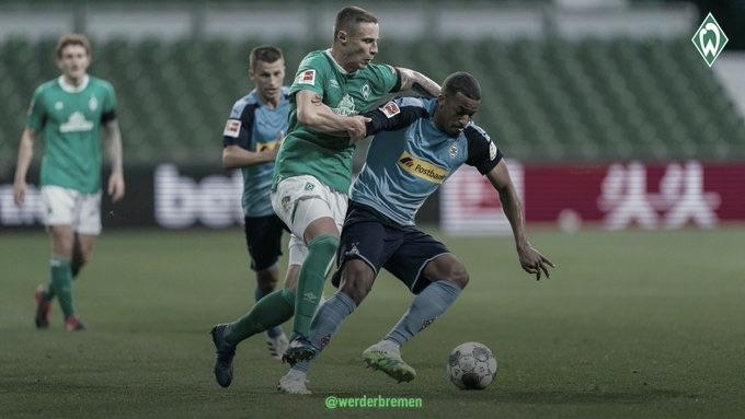 Werder Bremen pressiona, mas fica no empate com Mönchengladbach