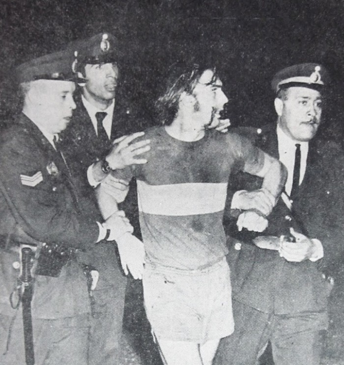 Efeméride Boquense: una sangrienta Libertadores de 1971