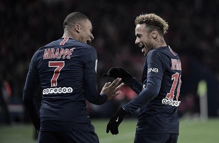 Federação de Futebol da França suspende Mbappé por três jogos e abre investigação contra Neymar