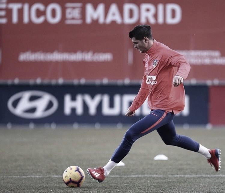 Negócio fechado! Chelsea acerta empréstimo de Morata ao Atlético de Madri