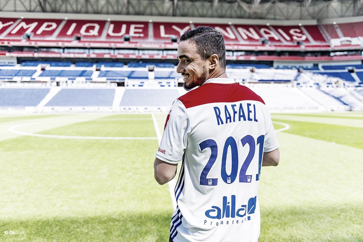 Rafael revela sonho de jogar no Botafogo em 2021 após encerrar seu contrato na Europa