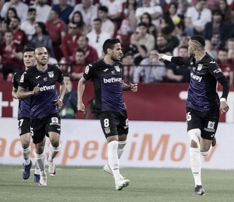 Sevilla tropeça diante do Leganés no Ramón Sánchez pelo Campeonato Espanhol