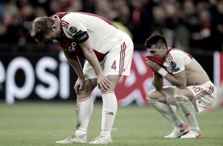 """Sofrido! Capitão do Ajax, De Ligt desabafa: """"Todo mundo está com muita dor"""""""