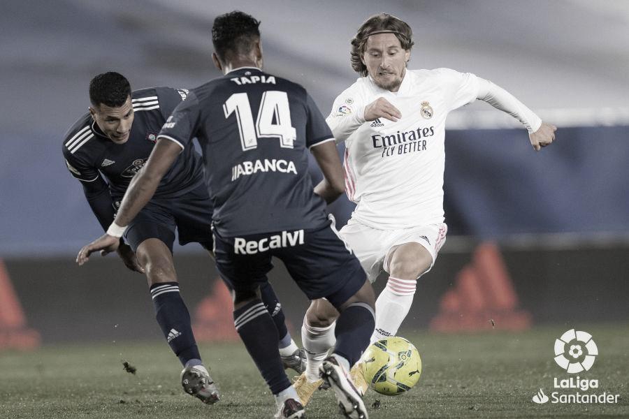Previa RC Celta- Real Madrid: dar un golpe sobre la mesa