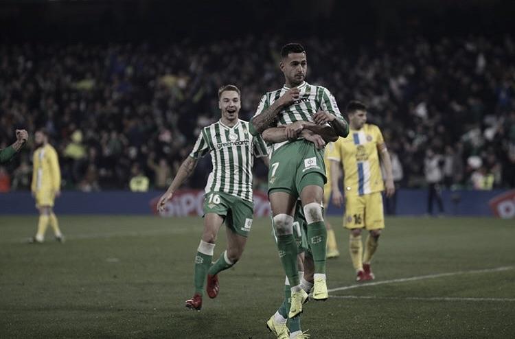 Real Betis ganha na prorrogação e segue pra semifinal da Copa do Rei