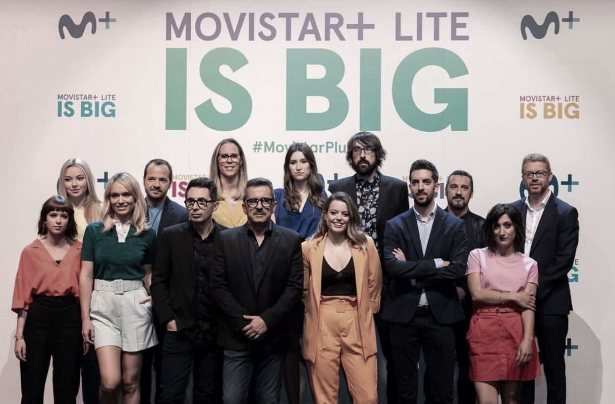 Así es Movistar + Lite, la nueva competencia de Netflix