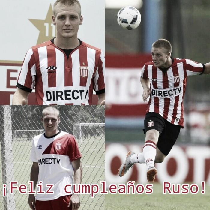 ¡Feliz Cumple Rusito!