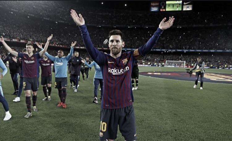 Barcelona encerra La Liga como protagonista nas estatísticas e Messi líder absoluto