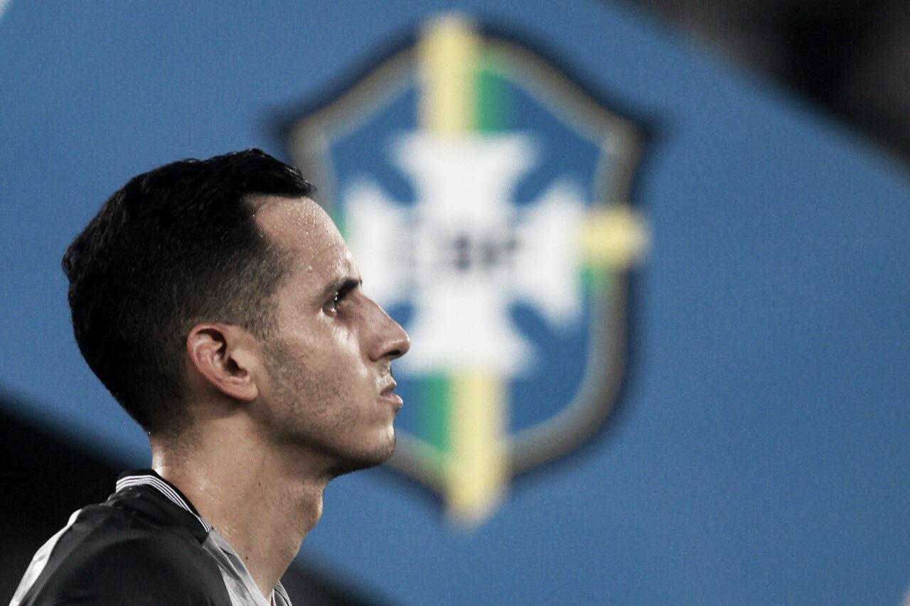 """Gatito Fernández festeja primeira vitória do Botafogo em clássicos no ano: """"Muito contente"""""""
