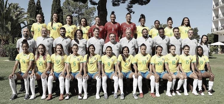 Confira onde assistir a Seleção Brasileira Feminina de Futebol nas cidades do país
