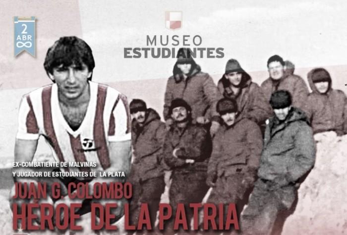 """Colombo: """"Estudiantes y Bilardo me salvaron la vida"""""""