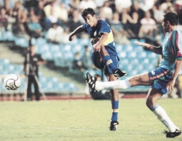 Alfredo Moreno, el jugador argentino récord de la Copa Libertadores