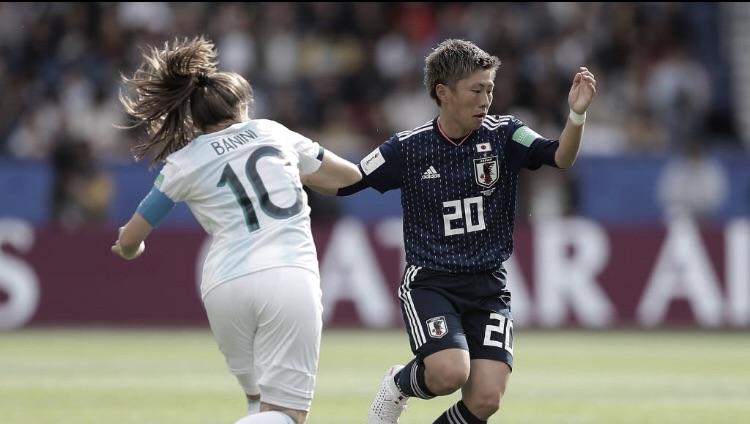 Argentina empata com Japão e garante primeiro ponto da história em uma Copa do Mundo