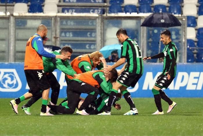 Sassuolo da sogno, 3-1 all'Inter e sesto posto conquistato