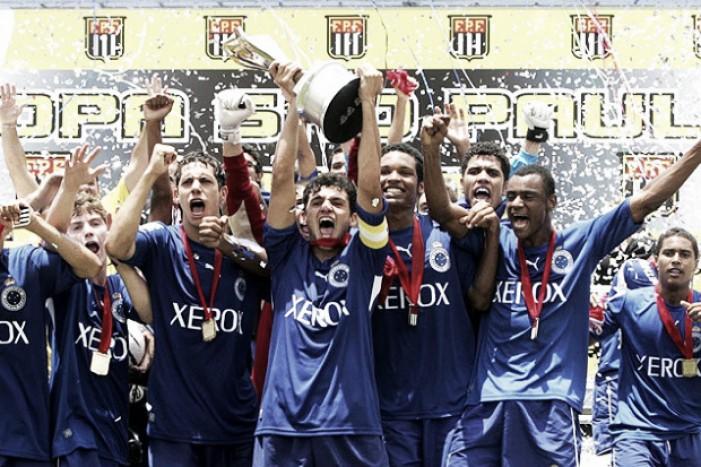 Copinha VAVEL: relembre o último título do Cruzeiro na Copa São Paulo de Futebol Júnior