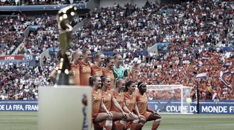 Mesmo com o vice da Copa do Mundo, Holanda mostra crescimento em quatro anos