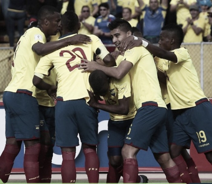 Ecuador 2-2 Paraguay: La 'Tri' continúa invicta