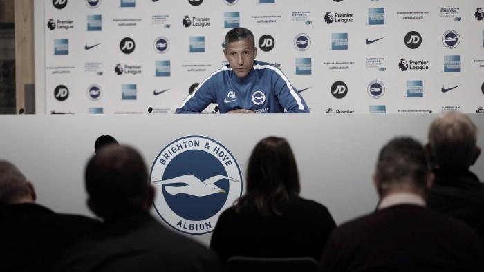 """Hughton: """"Partidos como contra el Manchester United son para los que trabajamos el año anterior"""""""