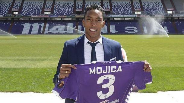 """Johan Mojica: """"Valladolid tiene un equipo donde se puede venir a triunfar"""""""
