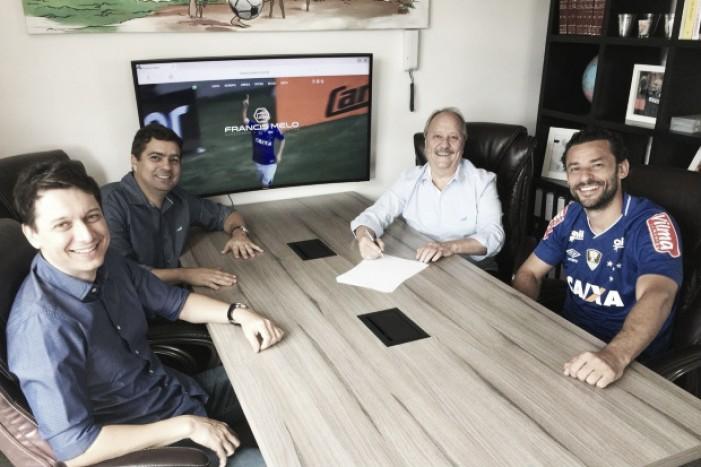 Cruzeiro se responsabiliza por pagamento da multa de Fred com o Atlético-MG