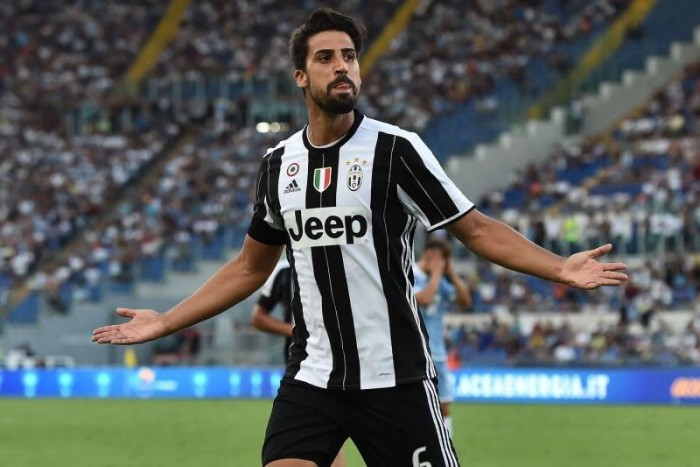 La Juve passa di misura sulla Lazio: 0-1, decide la rete di Khedira