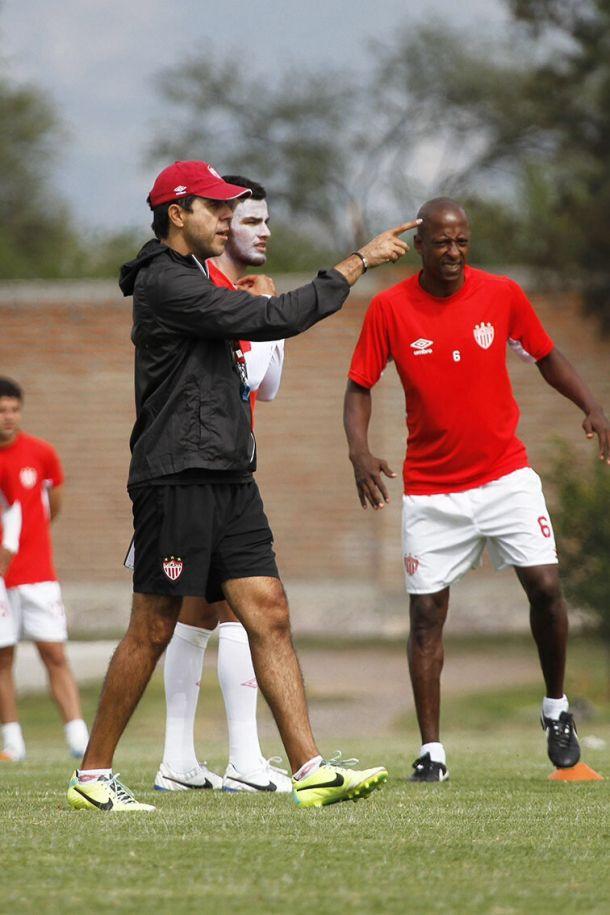 """Miguel Fuentes: """"Queremos ganar todos los partidos"""""""