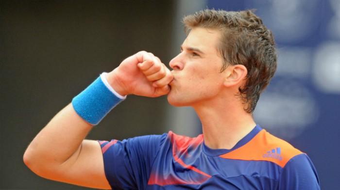 ATP Buenos Aires, avanzano Cuevas e Thiem. Bene anche Olivo