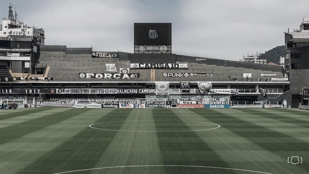 Foto: Divulgação / Santos FC