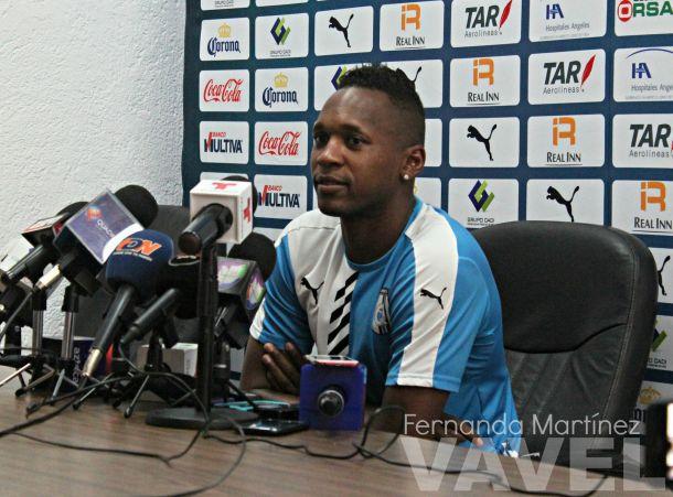 """Wilson Tiago: """"Tenemos las capacidades para hacer un gran juego"""""""