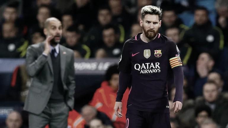 City Football Group organiza plano de carreira para Lionel Messi