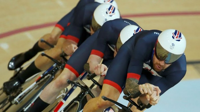 Rio 2016, ciclismo su pista: oro e record per Wiggins e la Gran Bretagna, buon sesto posto per gli azzurri