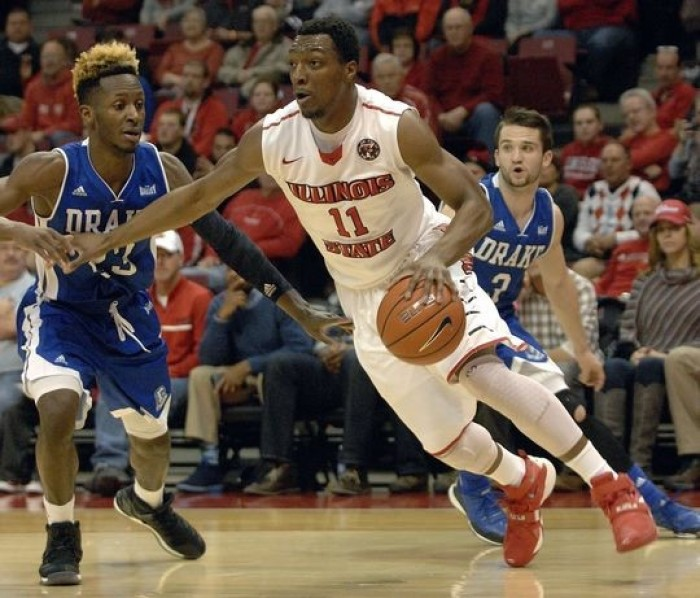 Drowning In Losses: Drake Bulldogs Fall To 0-9 In MVC Play Thanks To Illinois State's MiKyle McIntosh's Career-High 25 Points