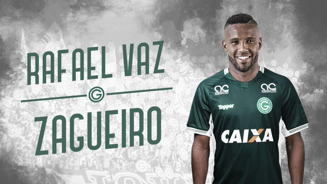 Goiás anuncia contratação do zagueiro Rafael Vaz, ex-Flamengo e Universidad de Chile