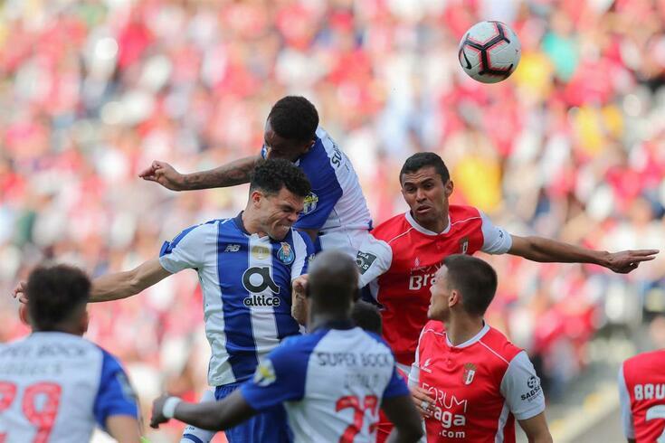 FC Porto consegue a reviravolta
