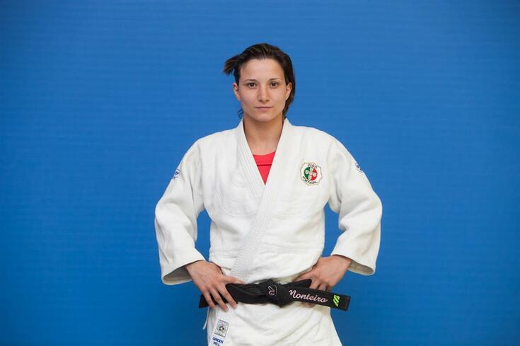 Telma Monteiro consegue o bronze