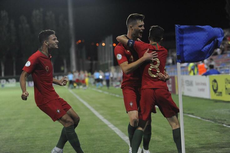Portugal está nas meias-finais