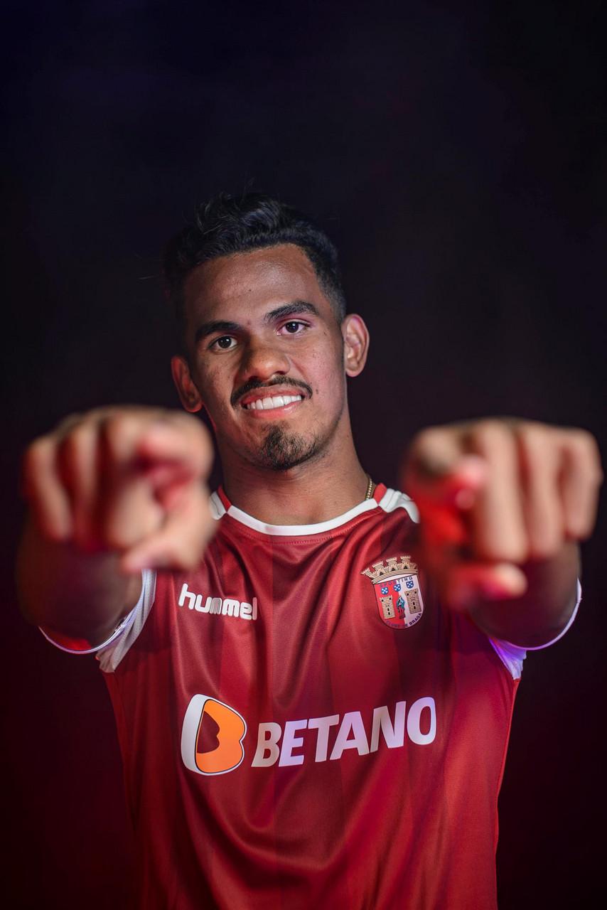 Galeno no SC Braga