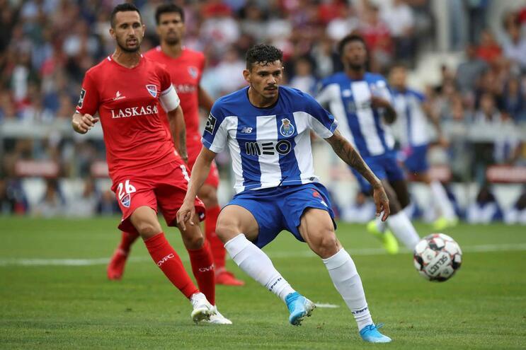 A estreia do Gil Vicente e a derrota do FC Porto