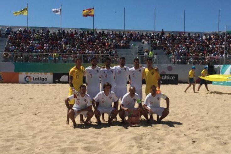 Portugal vence com larga vantagem
